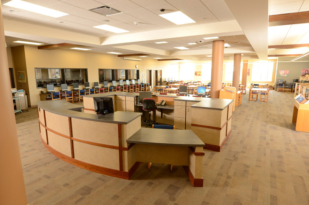 Denfeld High School Expansion Education Architecture DSGW
