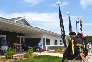 Fond du Lac Veteran Housing Grand Opening