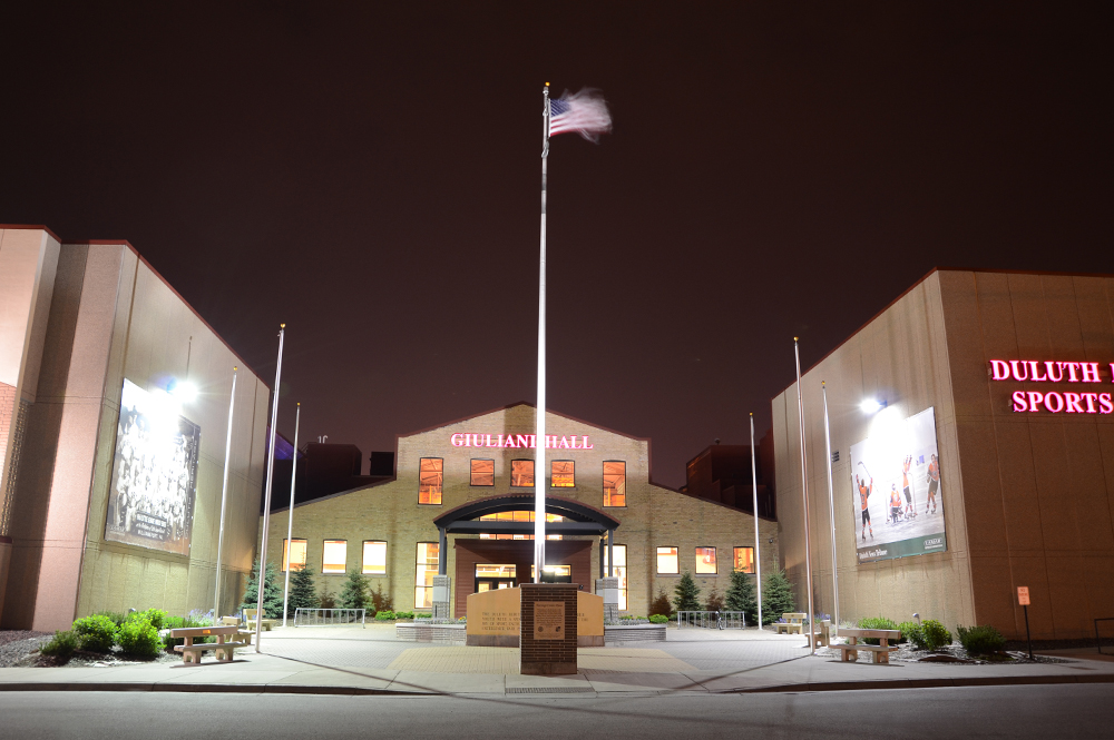 Duluth Heritage Sports Center At Clyde Park Dsgw Architects