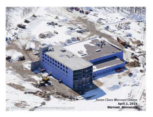 Warroad Casino - Progress 4-2-142