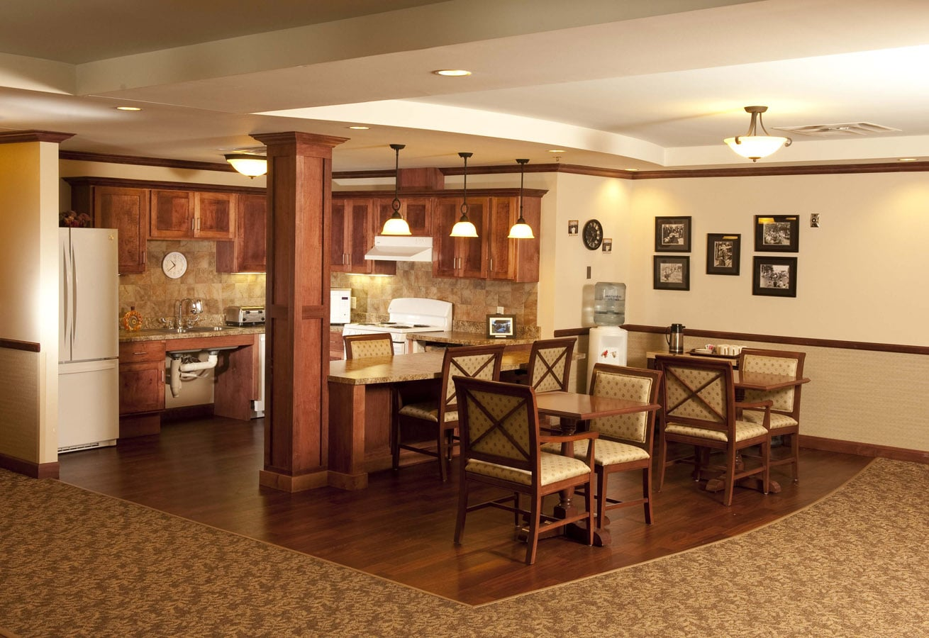 Fond Du Lac Assisted Living Dsgw Architects