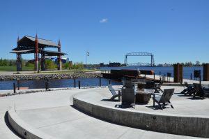 active design, Pier B Resort, Bayfront Festival Park